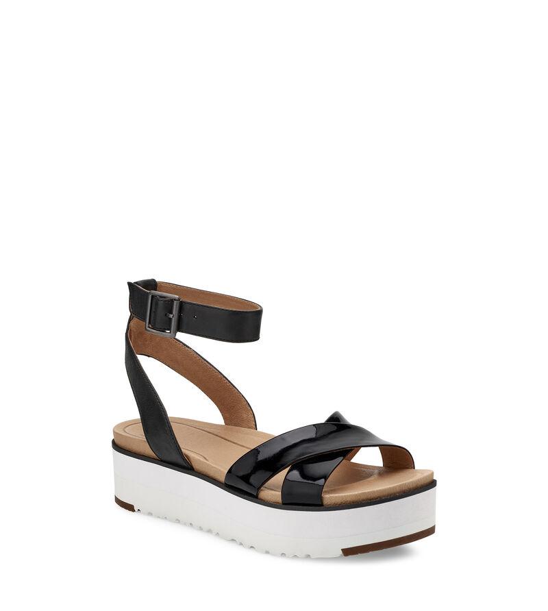 Tipton Patent Platform Sandal