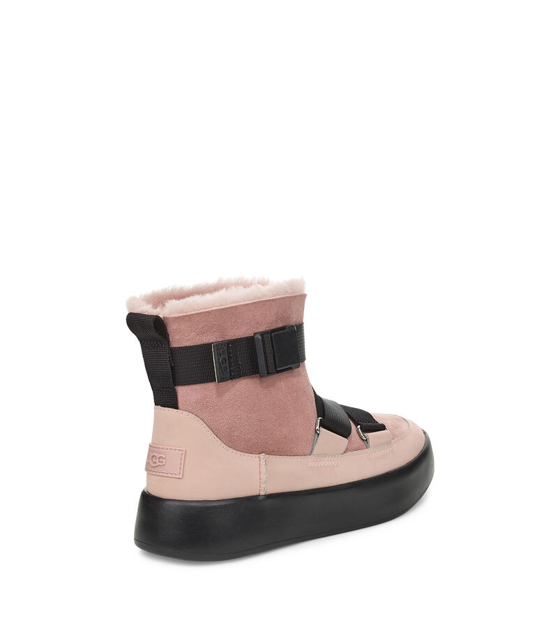 Classic Boom Buckle Bottes
