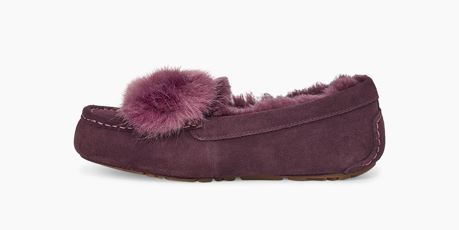 Ansley Puff Bow Slipper