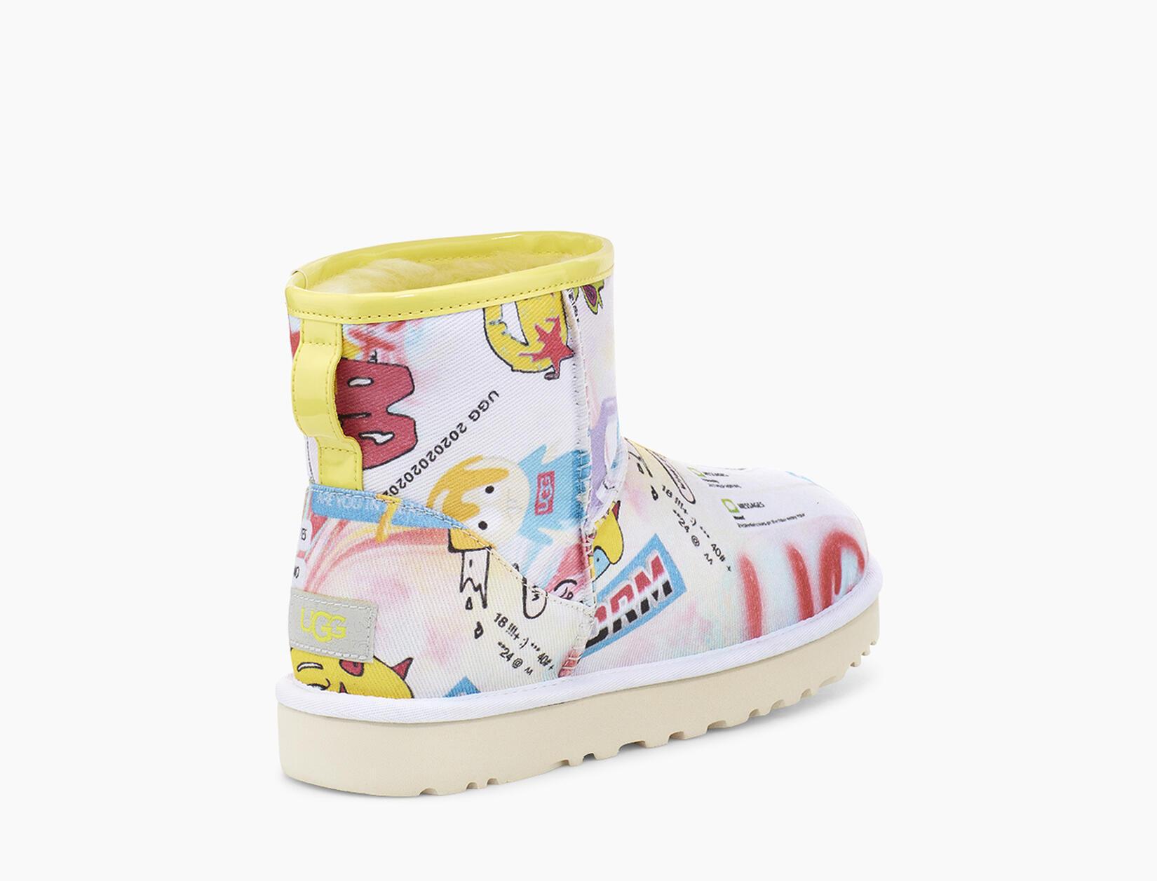 Classic Mini Pop Angeles Boot