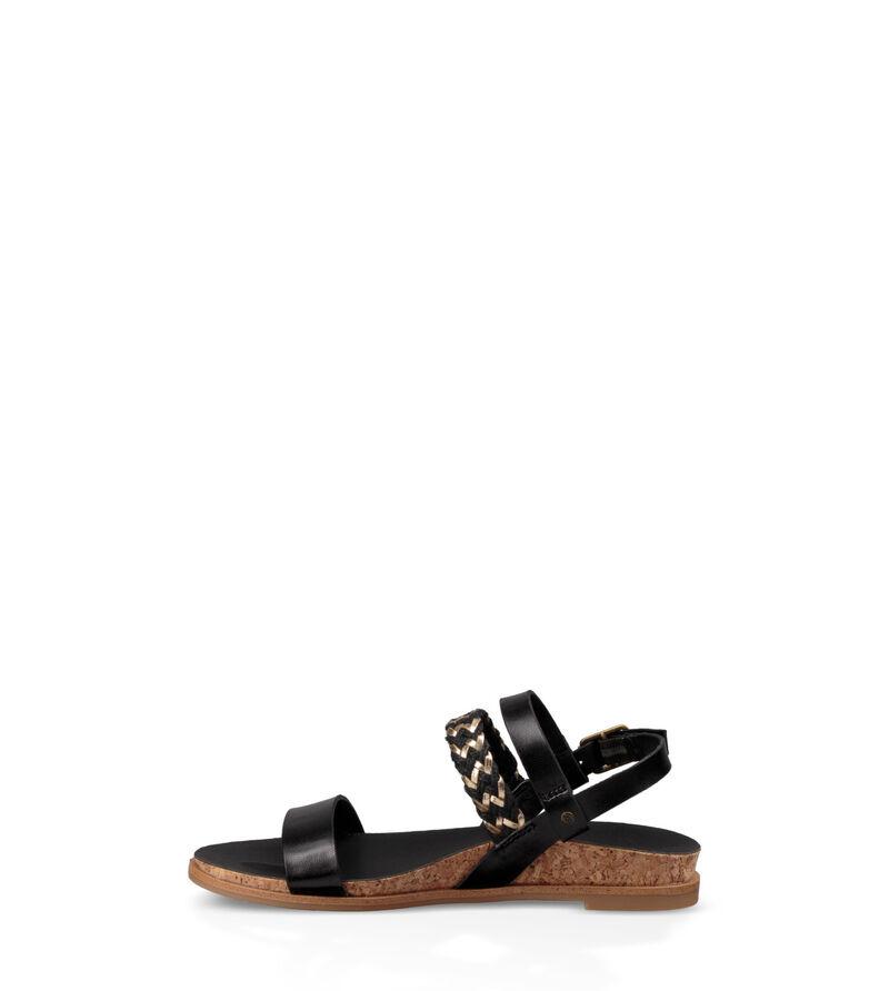 Jayna Metallic Sandal