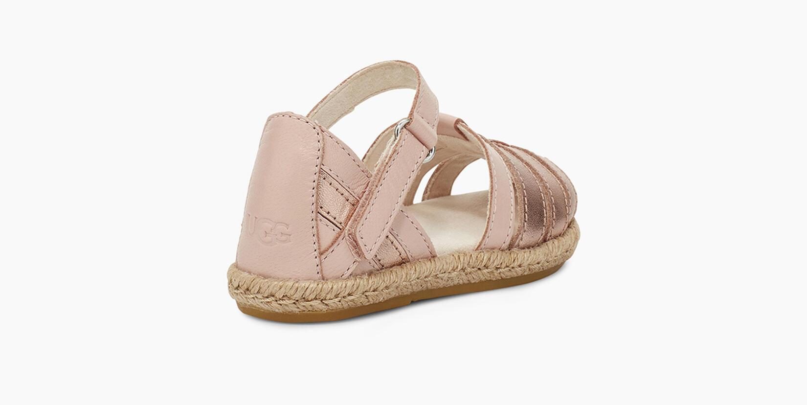 Matilde Metallic Sandal