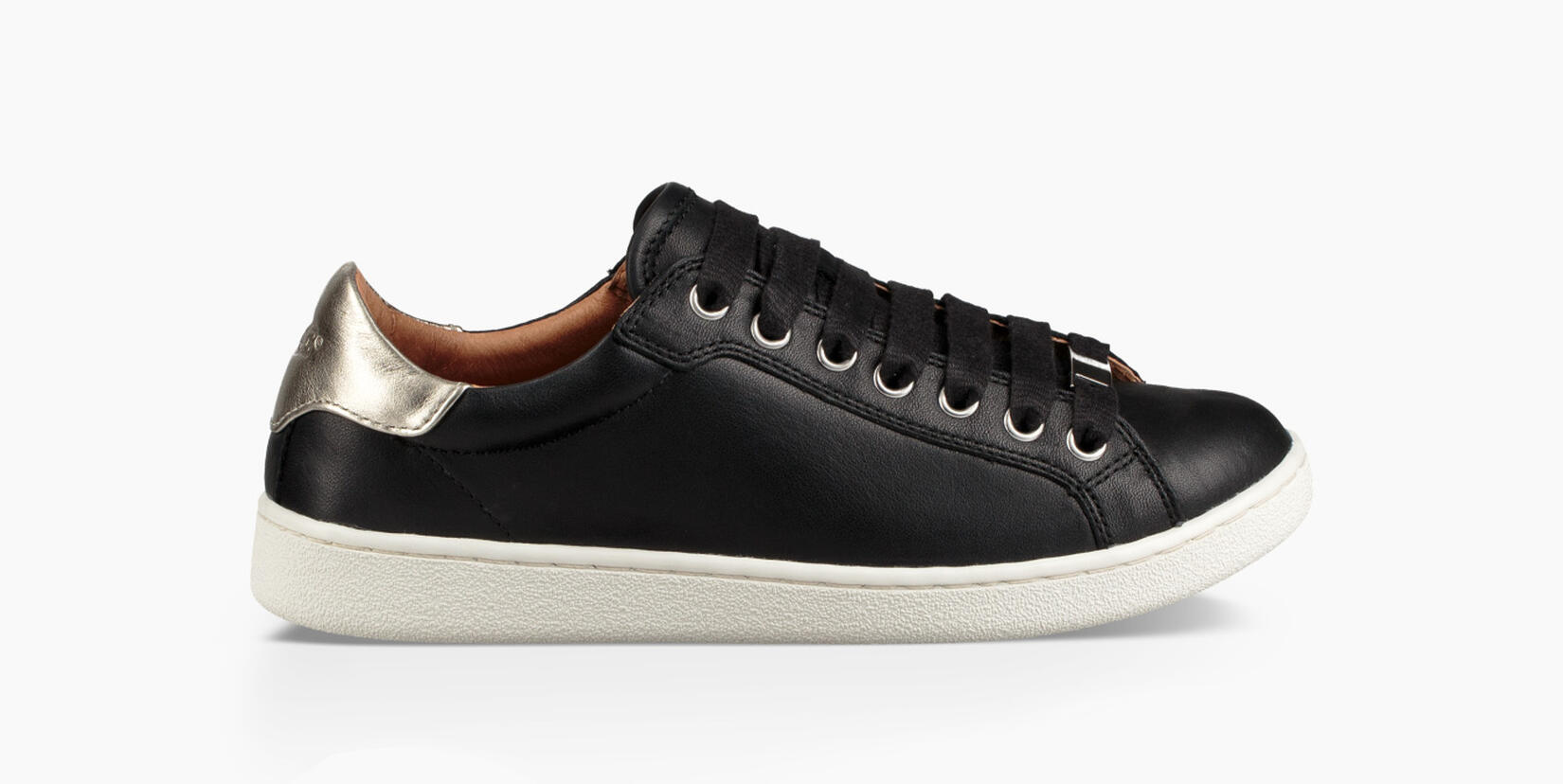 Milo Leather Trainer