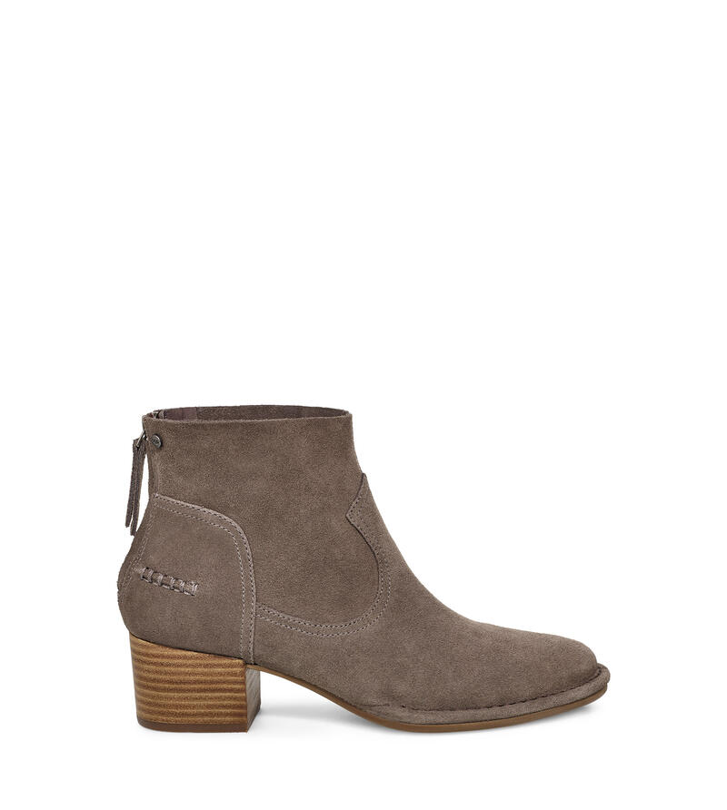 Bandara Suede Ankle Boot