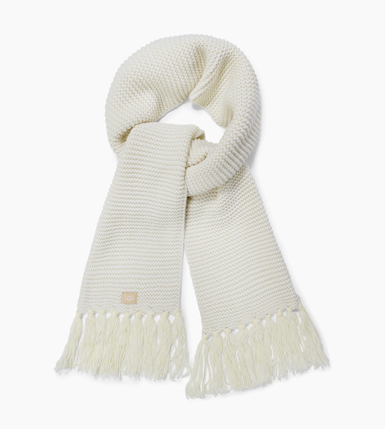 Knit Cuff Sets aus Mütze und Schal