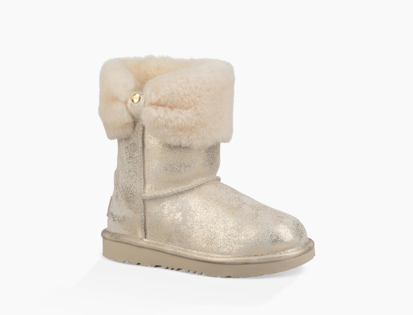 Ramona Classic II Metallic Boot