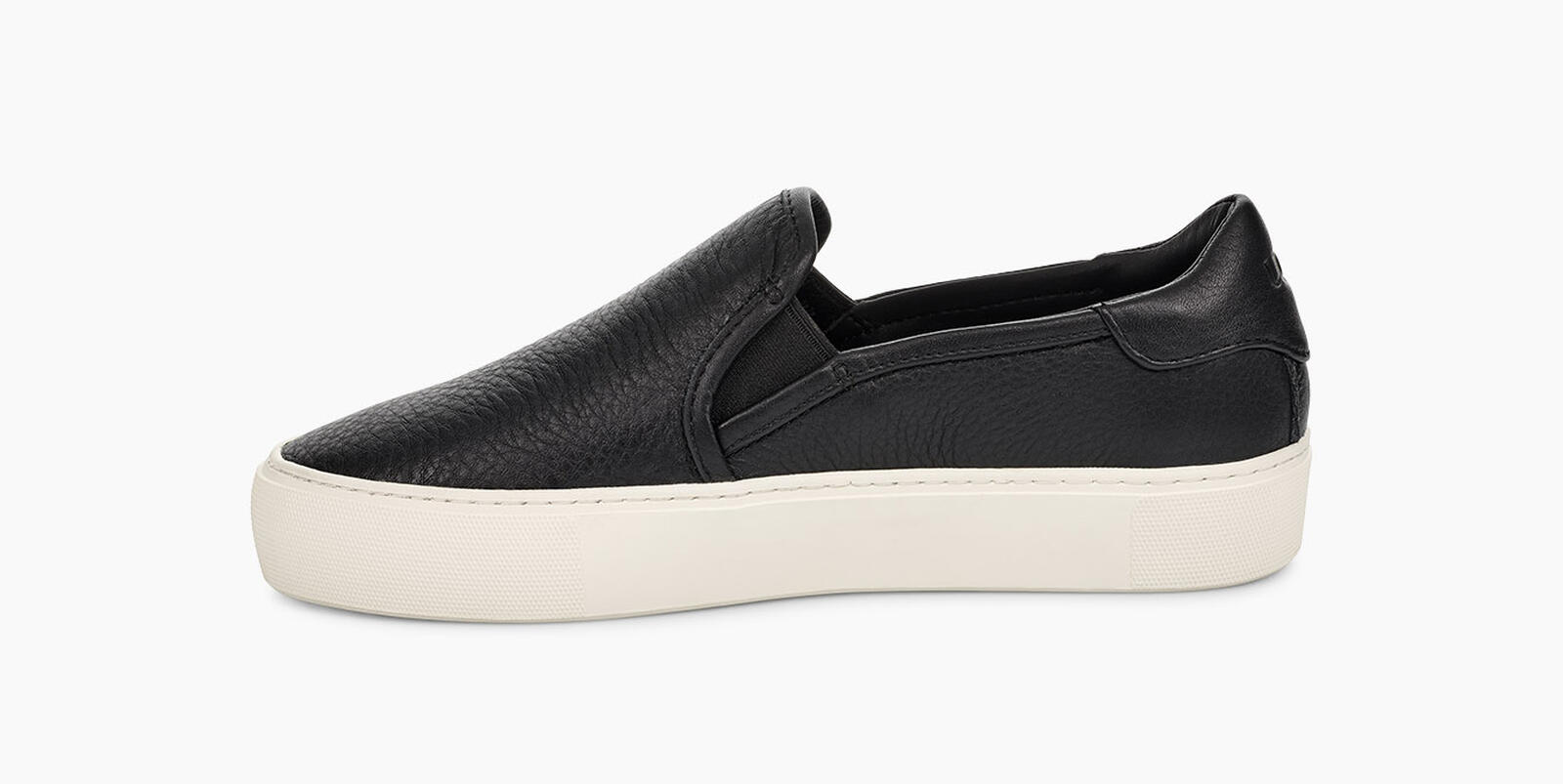 Jass Leather Slip-On