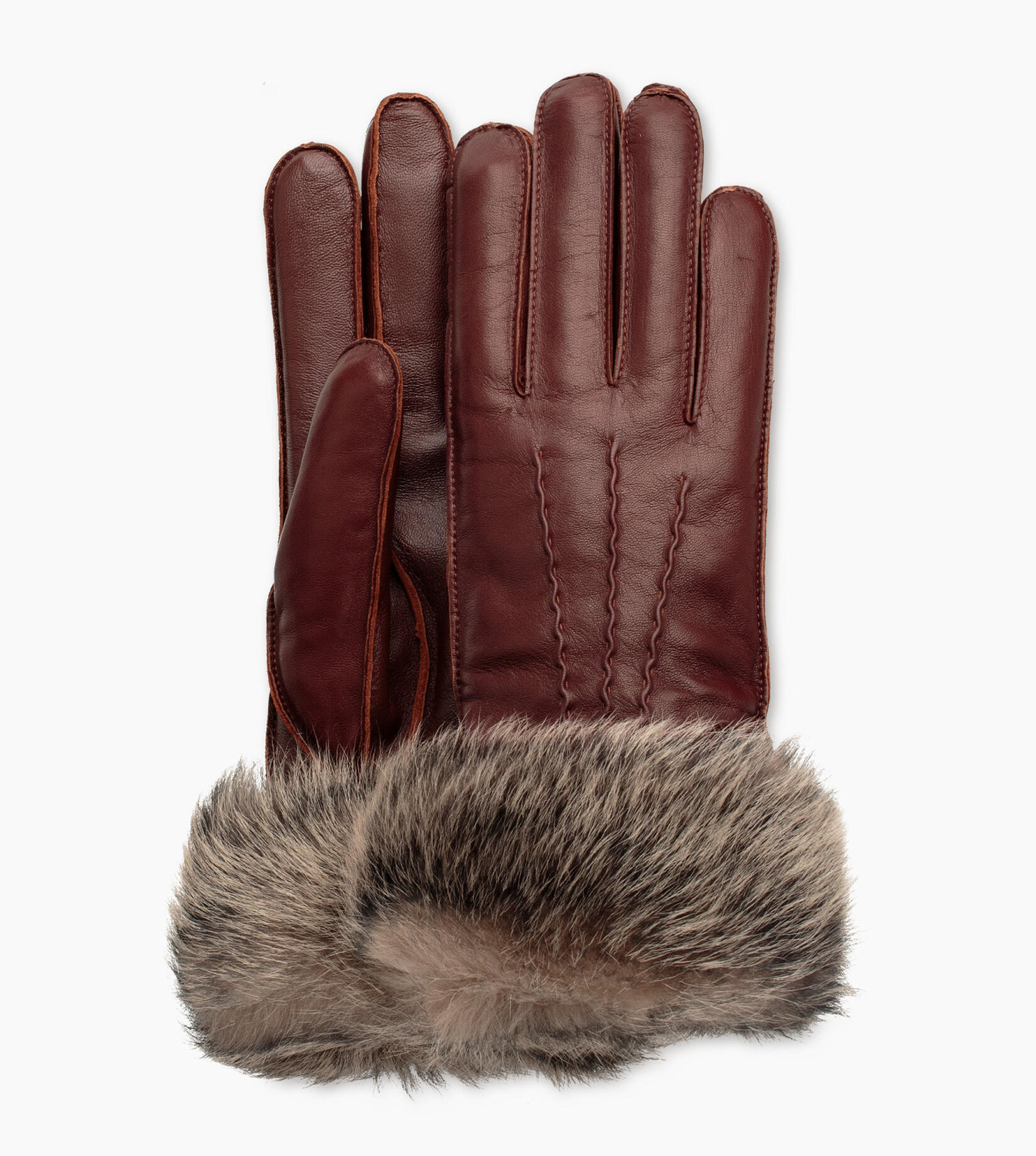 3 Point Long Toscana Trim Smart Glove
