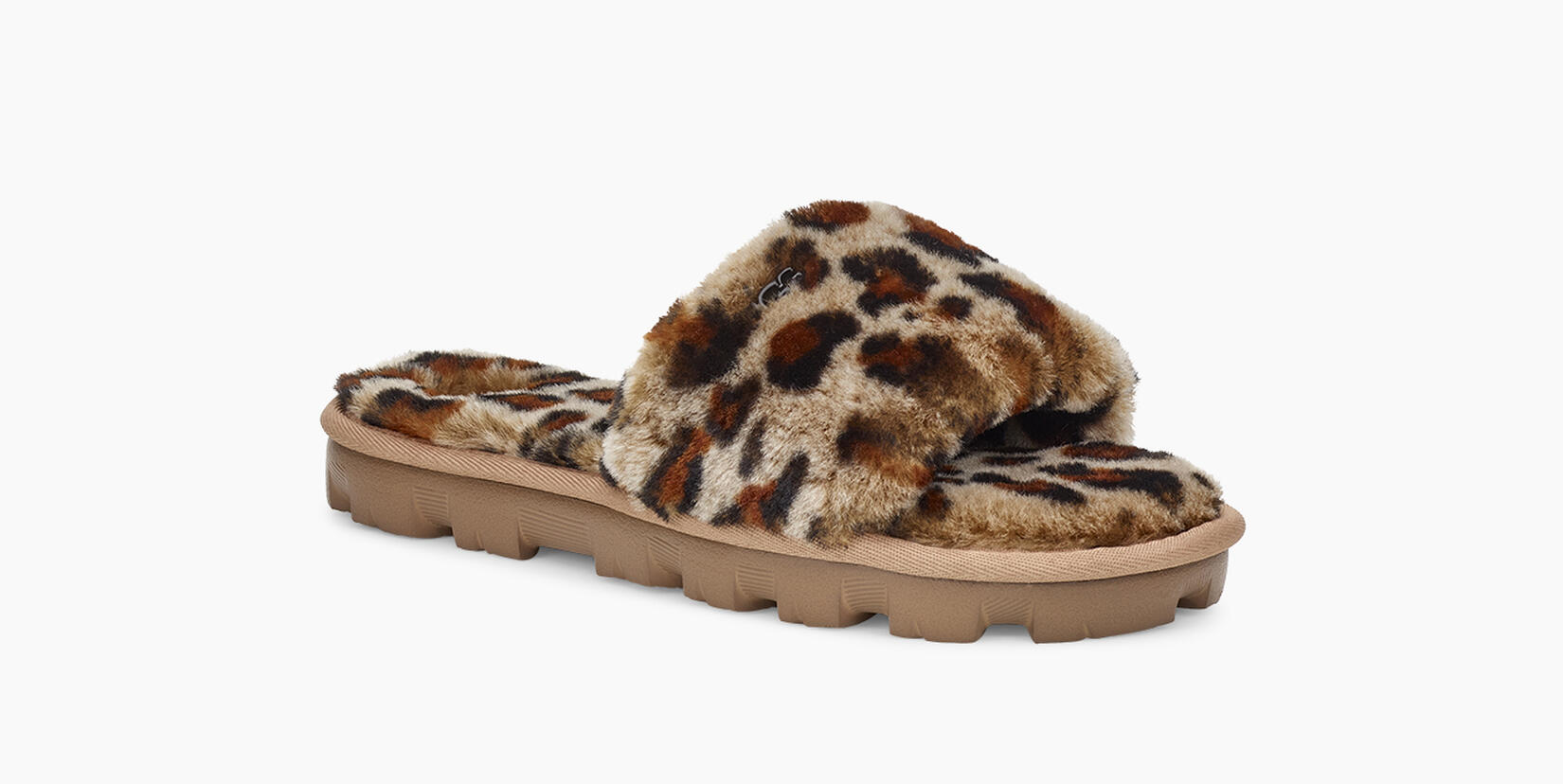 Cozette Leopard Slipper