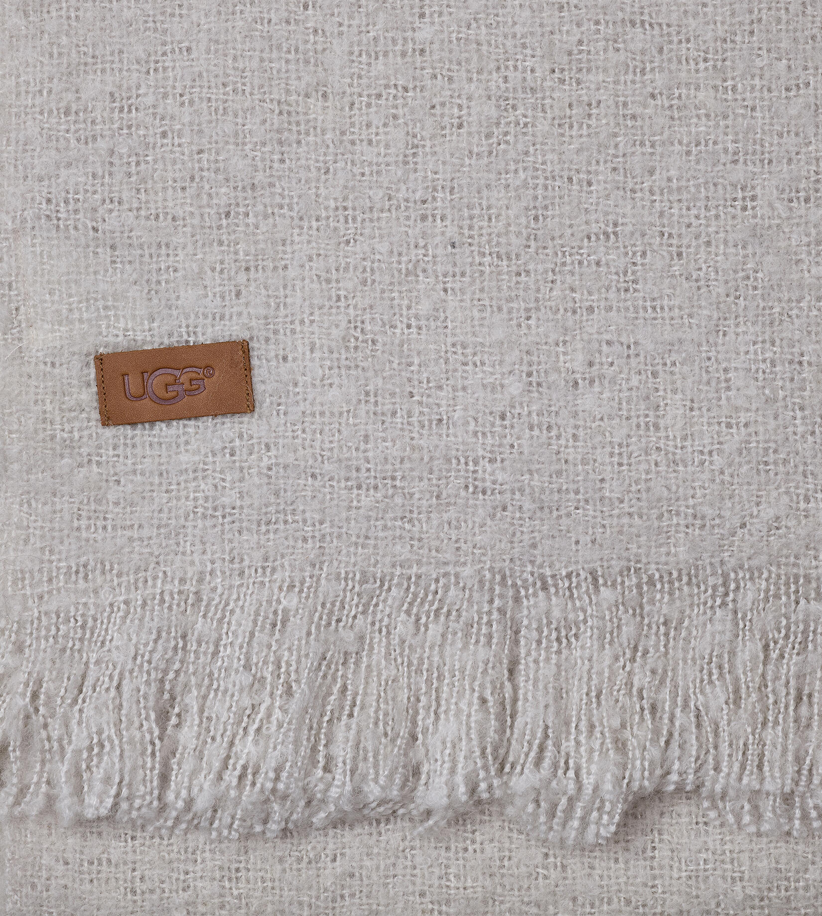 Boucle Wrap Scarf