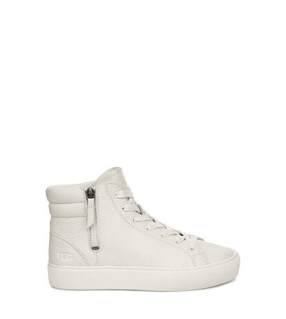Olli Leather Trainer