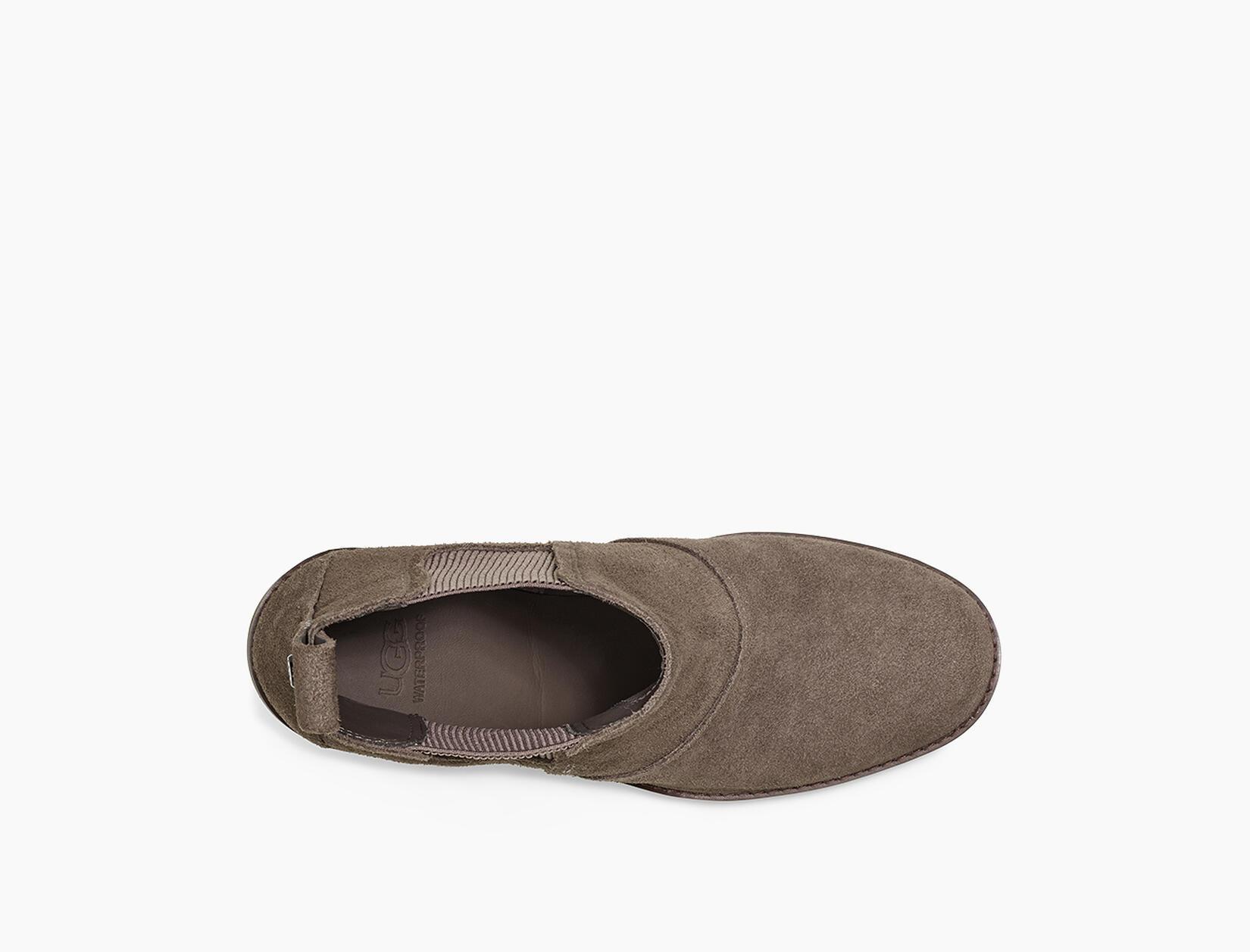 Hazel Waterproof Suede Boot