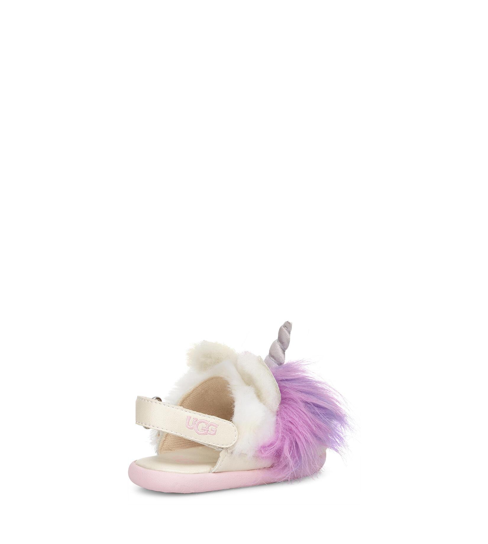 Rainbow Unicorn Sandal