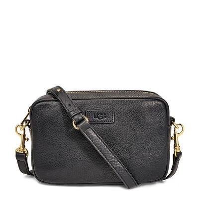 Janey Leather Cross body Tassen