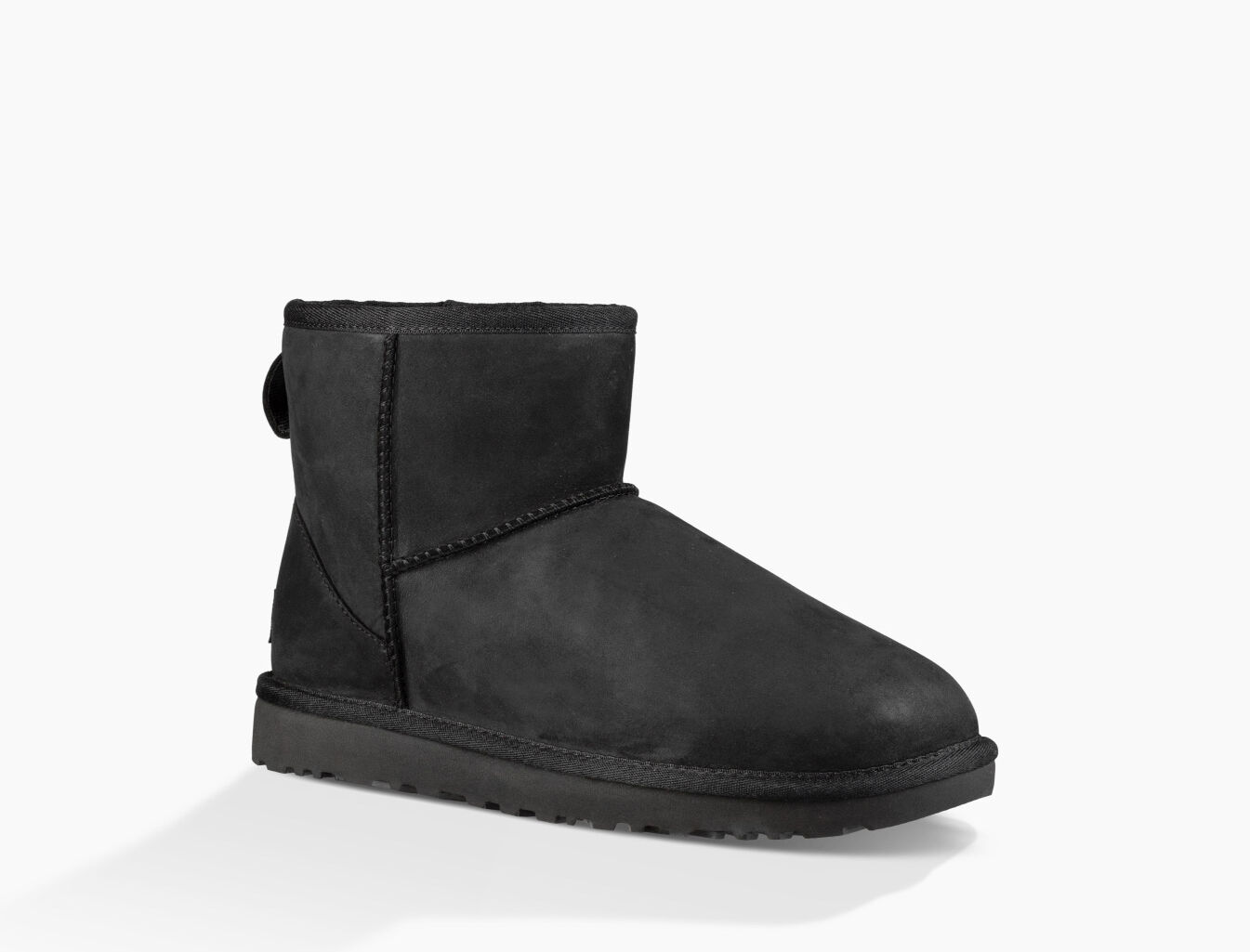 UGG® Classic Mini Leather Boot for