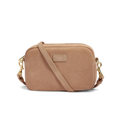 Janey II Suede Cross body Tassen