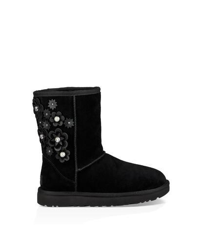 Classic Short Petal Boot