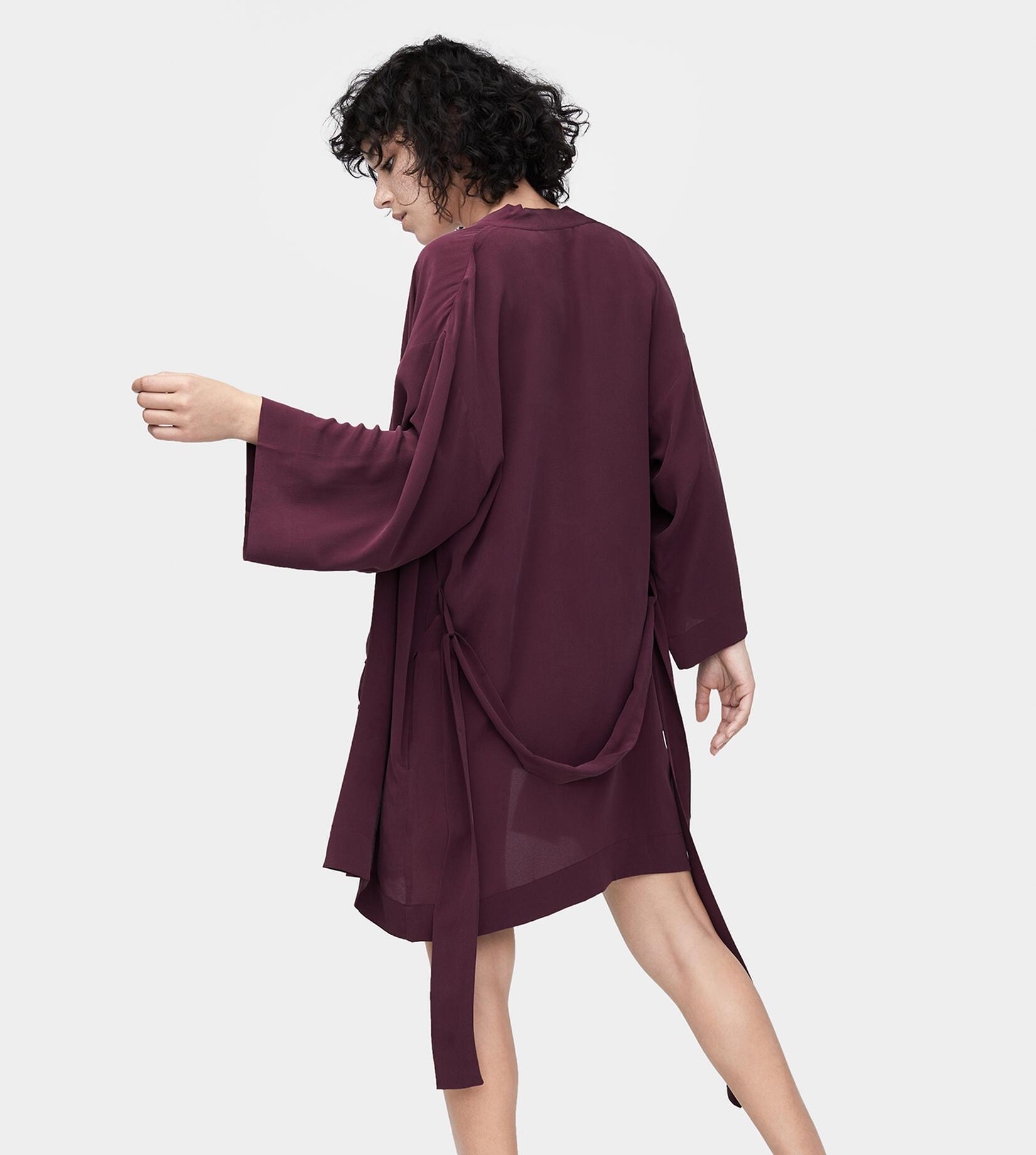 Lolla Silk Dressing Gown
