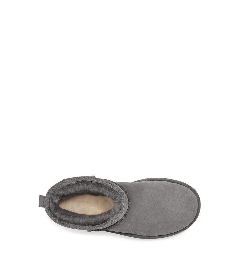 Classic Mini Rubber Logo Boot