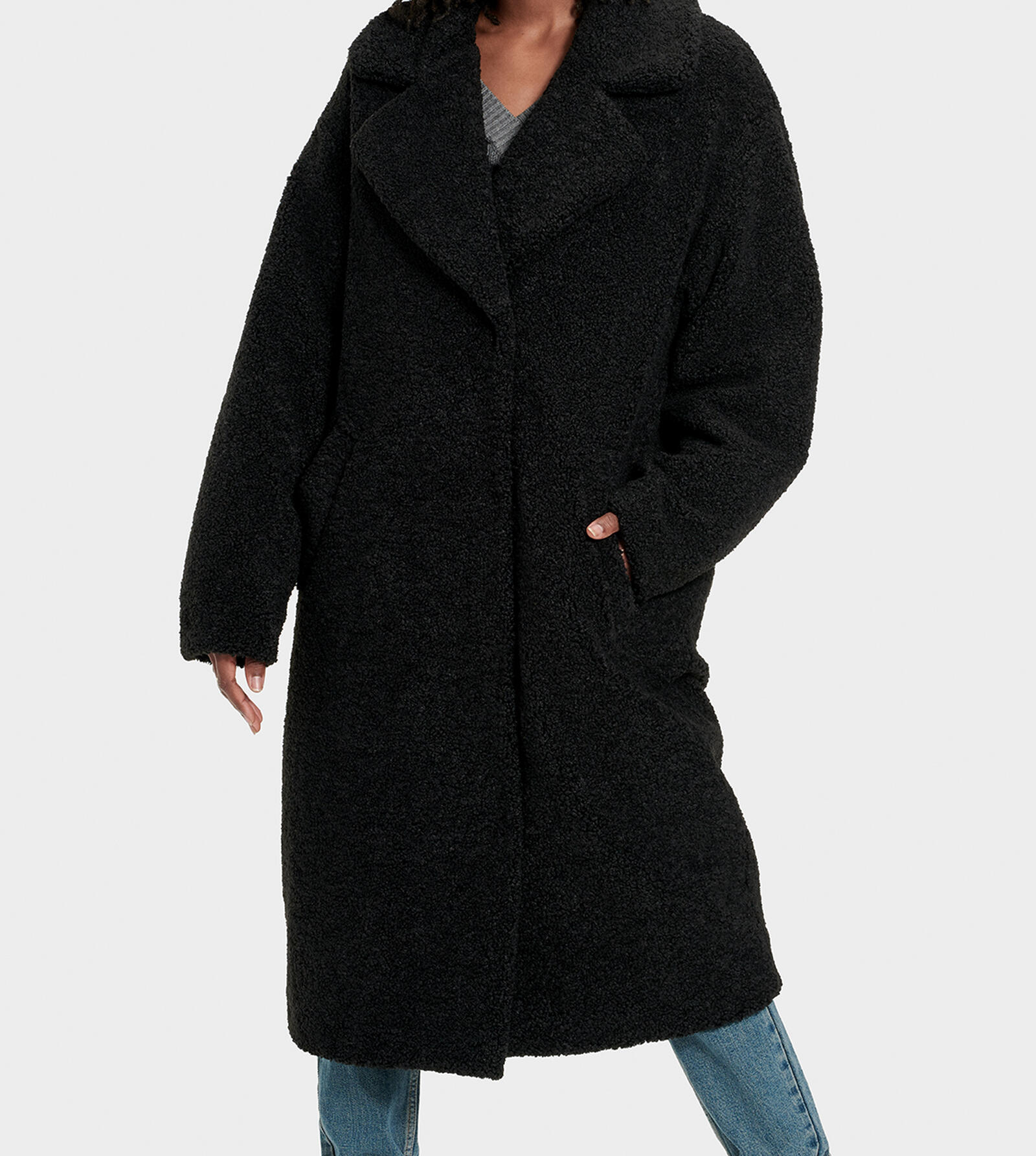 Charlisse Teddy Bear Coat