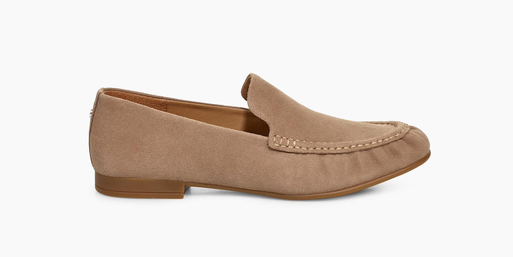 Vivian Suede Loafer