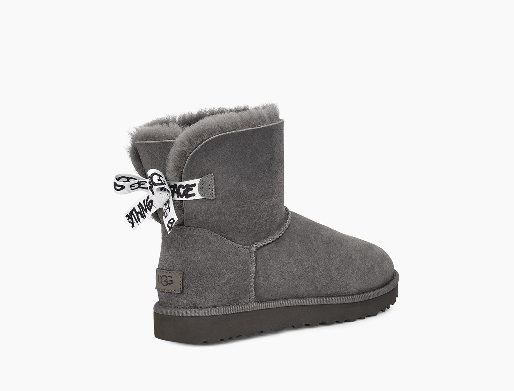 Mini Bailey Bow II Graffiti Boot