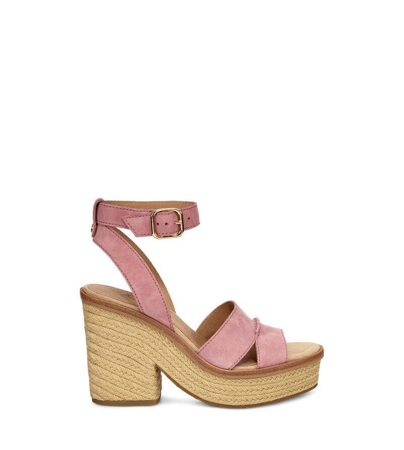 Carine Block Heel Sandal