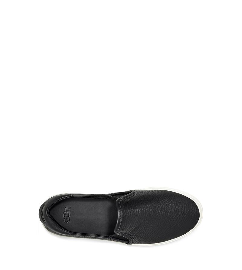 Jass Leather Slip-On