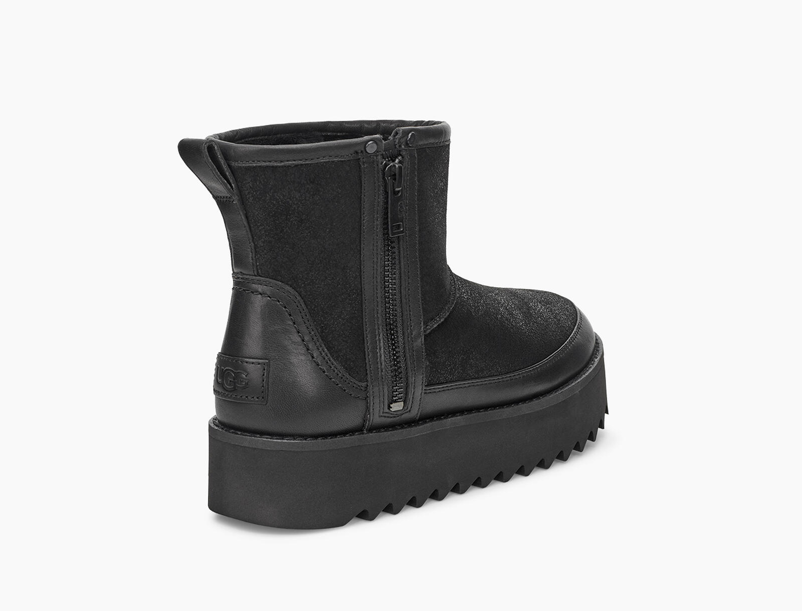 Classic Rebel Biker Mini Boot