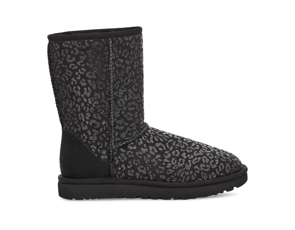 Classic Short Snow Leopard Boot | UGG®