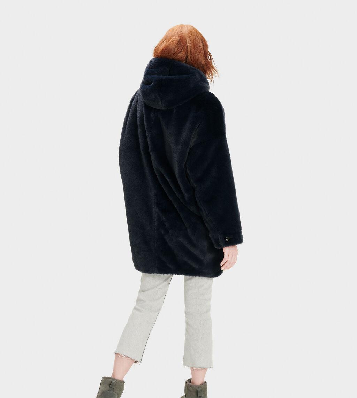 Nori Oversized Coat- Faux Fur - Ugg (US)