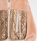 Marlene Quilted Jacket Met