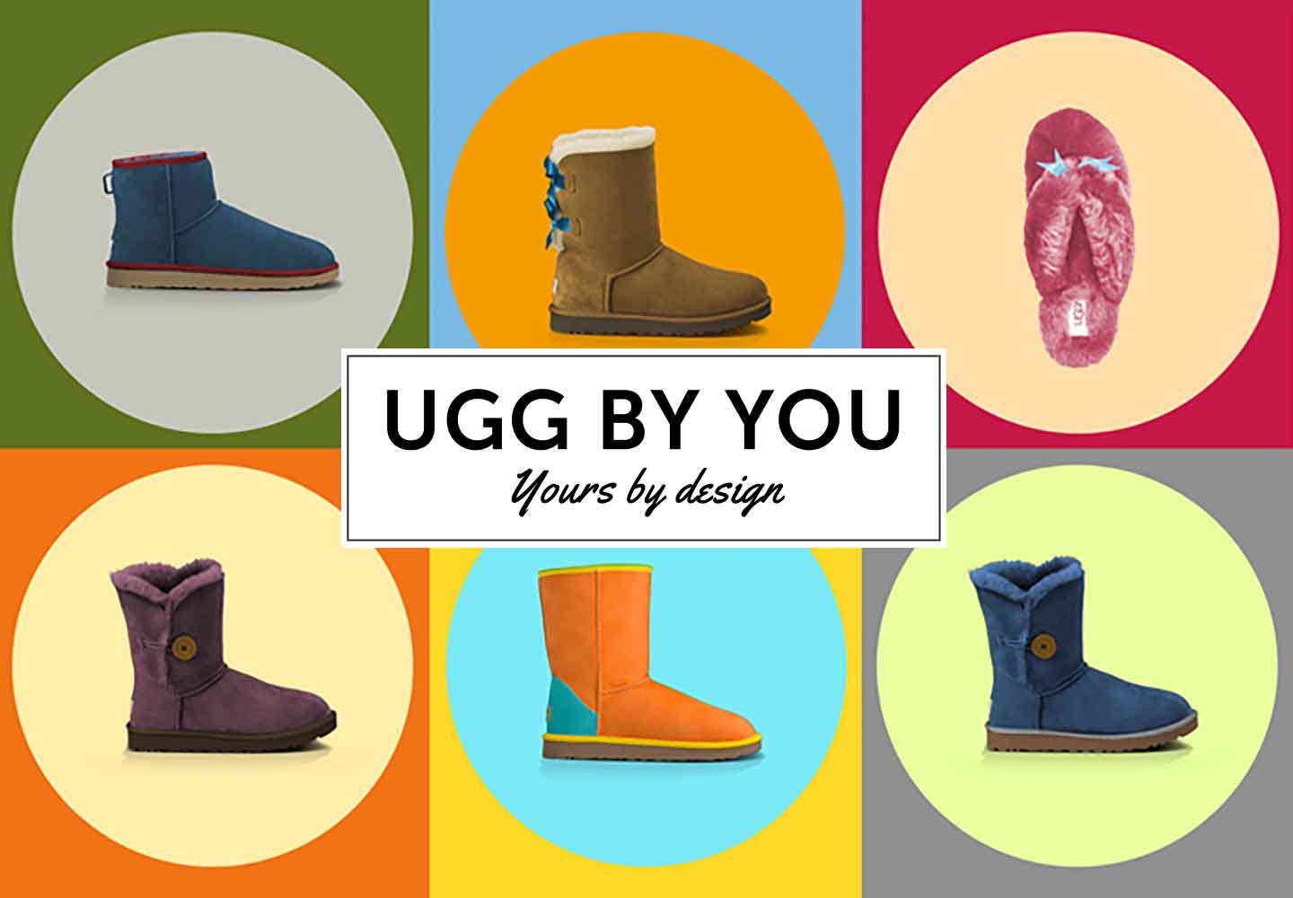 2013UGG BY YOU