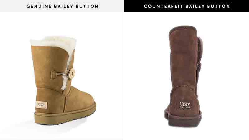 Counterfeit UGG® Boots | Are my UGG Boots Real?