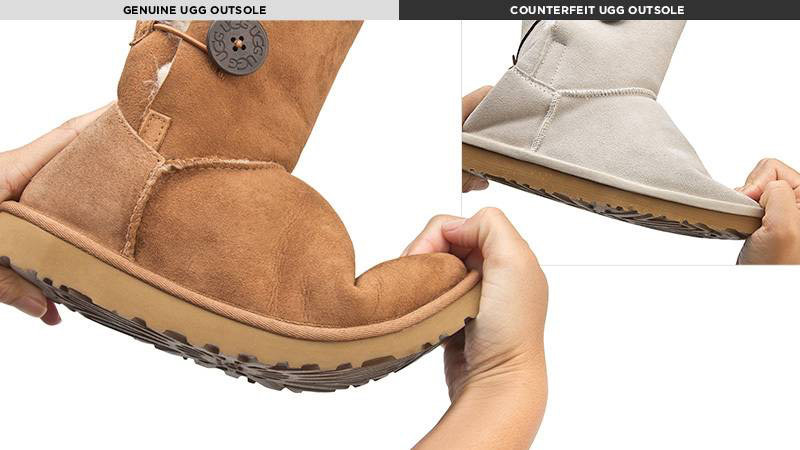 Outsoles Counterfeit Information
