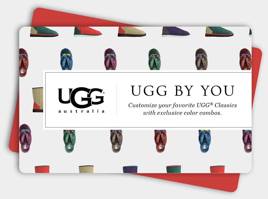 Gift Card Ugg by You Image