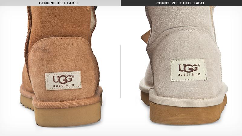 official ugg label