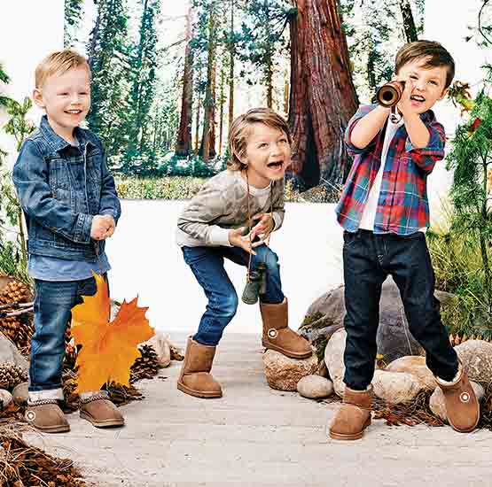 98208abcdad UGG® | Fall Campaign