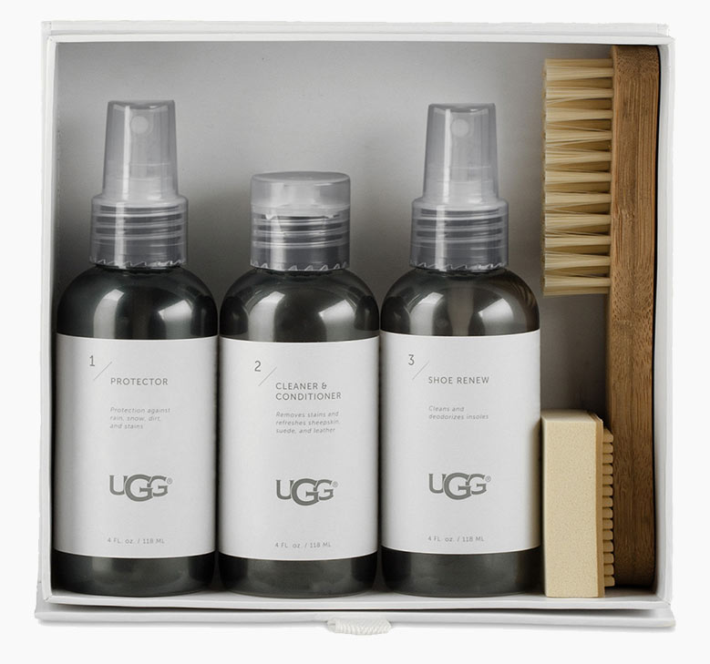 ugg care and cleaning kit