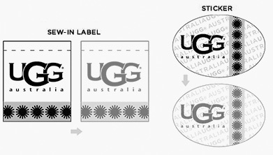 UGG® Official | Counterfeit Security Features | UGG com