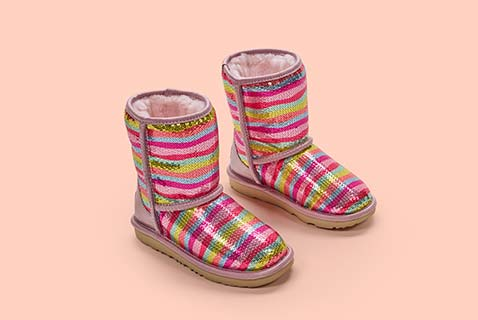 Ugg Boots Color Fade