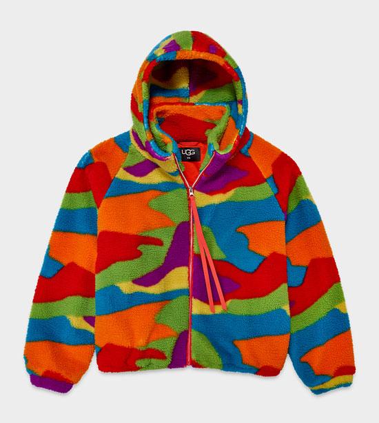 PRIDE Sherpa Jacket