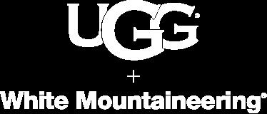 UGG + White Mountaineering