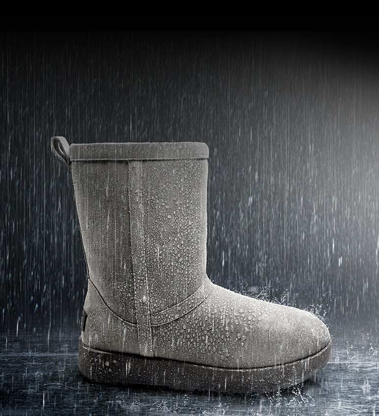 The Classic Waterproof Boot.