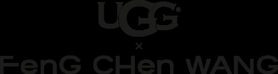 UGG x Feng Chen Wang logo.