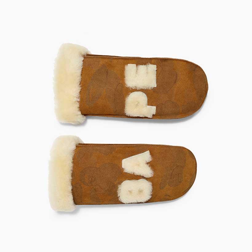 Bape mittens