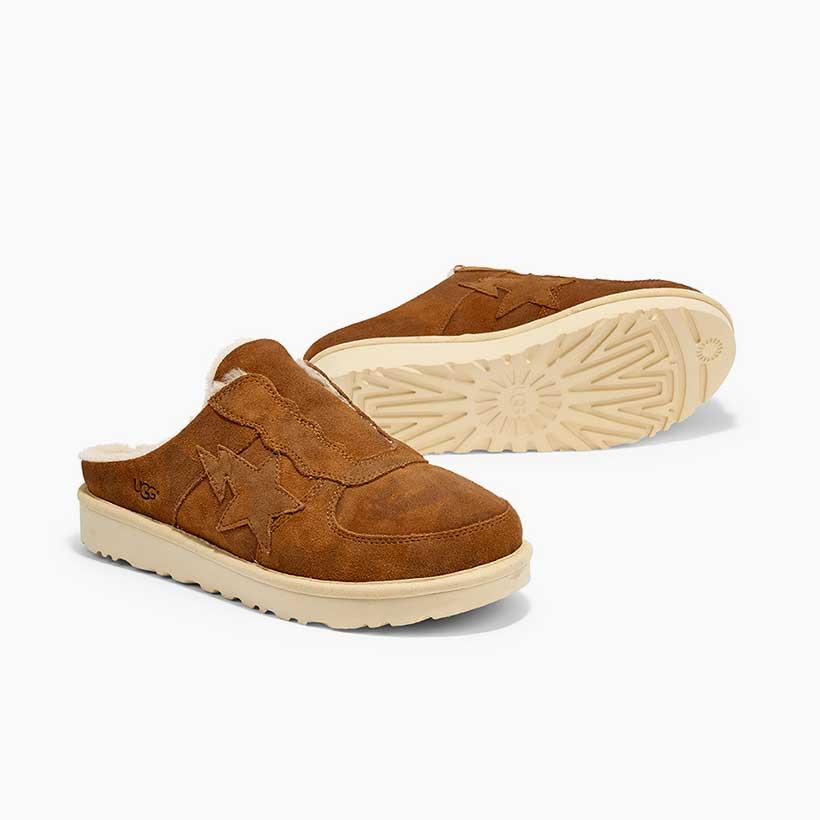 Bape backless shoes