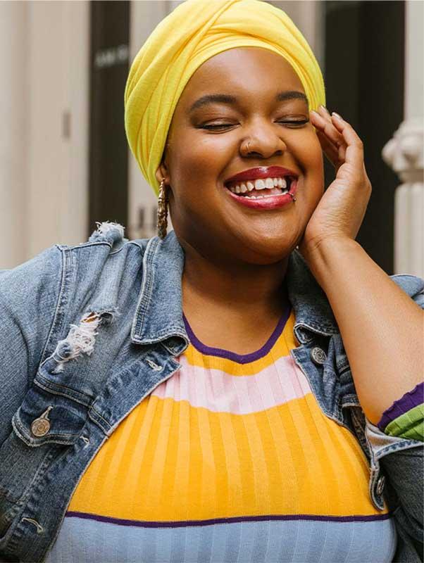 Portrait photo of Leah Vernon.