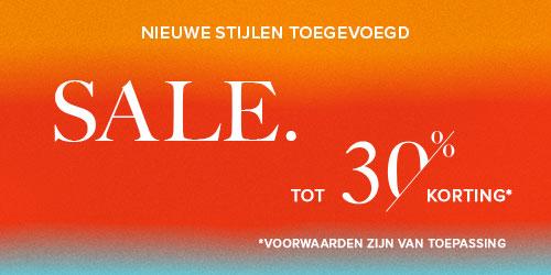 Sale: Zomer Winkel