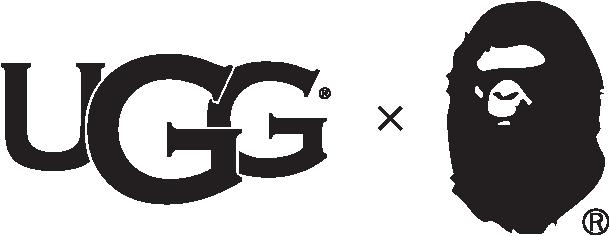 UGG x Bape
